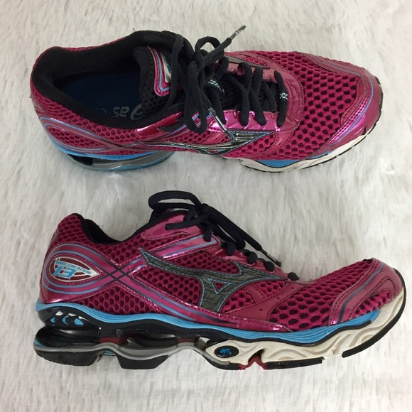 mizuno running shoes wave creation 13